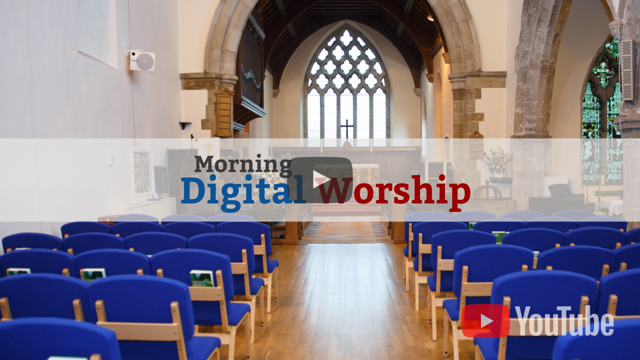 Youtube Mornign Worship Live St